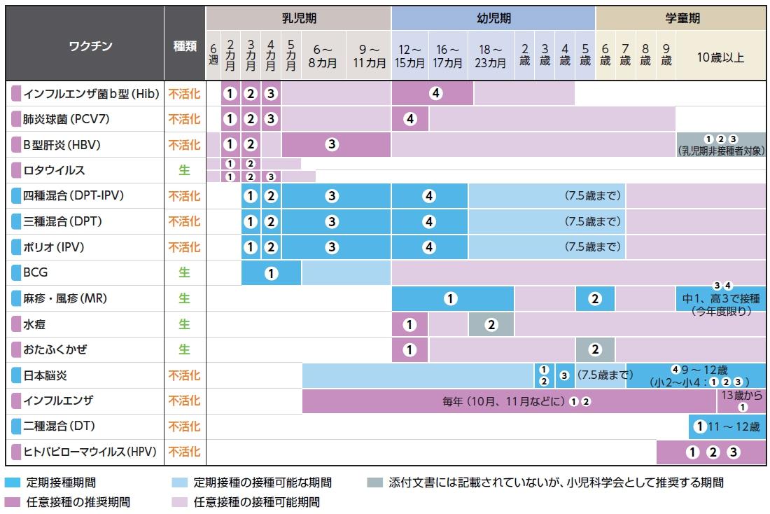 ワクチン 接種 スケジュール 新型コロナワクチン接種について 世田谷区ホームページ